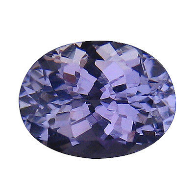 1.48Ct MIND BOGGLING ! TOP RICH FIRE PINKISH VIOLET NATURAL TANZANITE