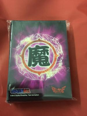 50pcs/Pack DECK PROTECTOR Card Sleeves 65mm*91mm DragonBall 2 as picture in