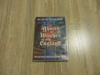Ghosts & Witches of Olde England - Region 4 DVD