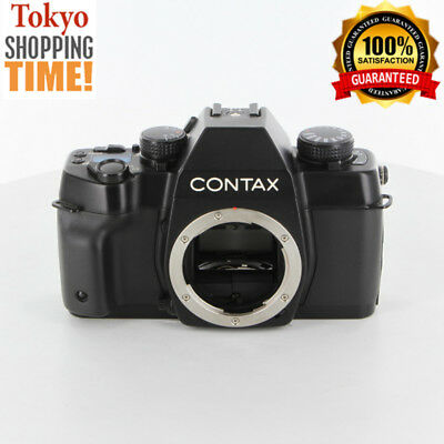 [EXCELLENT+++] CONTAX ST Body from Japan