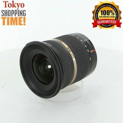 TAMRON SP AF 10-24mm f / 3 5-4 5 DI II Zoom Lens For Canon