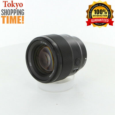 [EXCELLENT+++] SONY FE 85mm F/1.8 E-Mount Lens from Japan