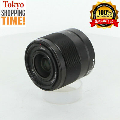 Sony FE 28mm F/2 E-Mount Lens from Japan