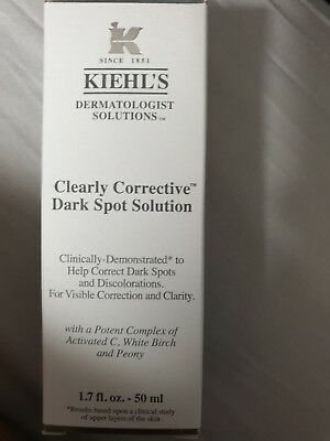 kiehl's dermatologist solutions 50ml  Clearly Corrective™ Dark Spot Solution