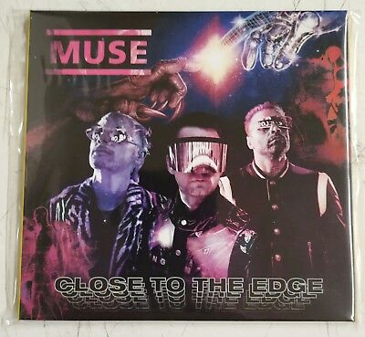 Muse Close To The Edge CD Iheartradio Theater New York 2018