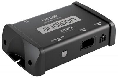 Audison bit DMI Most Schnittstelle OEM Multimediaanlagen auf Audison BIT One+Ten