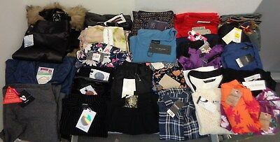 JOB LOT Wholesale BNWT Womens Clothing Brand New RESELL CARBOOT TRADER 001