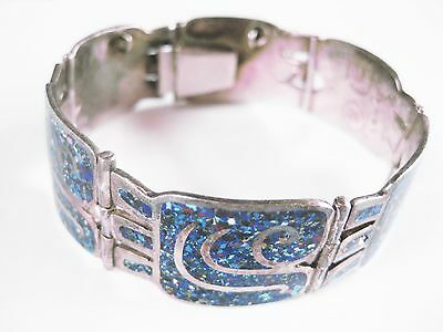 Armband Silber 925 mit Emaille