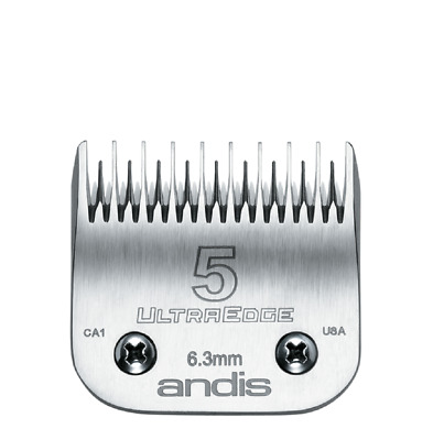 Andis UltraEdge® Detachable Blade, Size 5 Skip Tooth