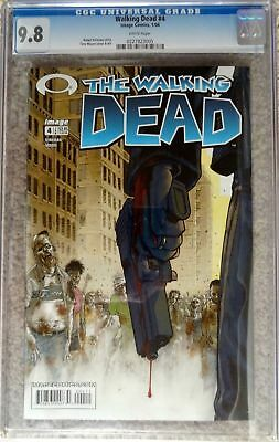 The Walking Dead Comics issues 1-30 - All First Print and all graded CGC 9.8 ***