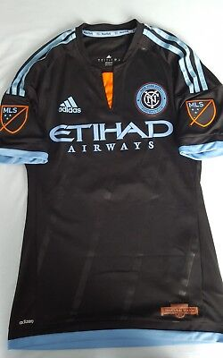 New York City FC Trikot lampard Jersey s NYCFC #8 adizero