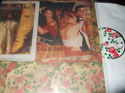 Califone : Quickdsand/cradlesnakes Lp 2003 Thrill Jockey Usa