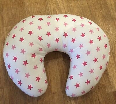 Baby Nursing Support Cushion Excellent Condition Removable Cover