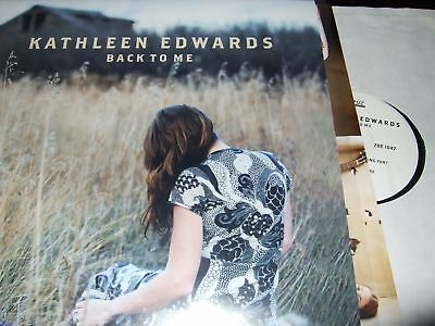 Kathleen Edwards : Back To Me Lp 2005 Zoe Usa