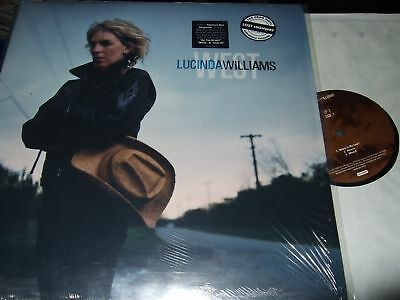 Lucinda Williams : West Audiophile 180 Gram 2Lp Lost Highway