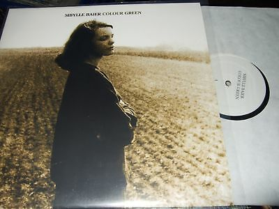 Sibylle Baier : Colour Green Lp American Dust Usa