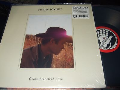Simon Joyner : Grass Branch&bone Lp Woodsist Usa