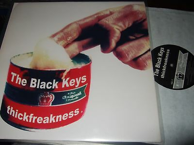 The Black Keys : Thick Freakness Lp 2003 Fat Possum Eu