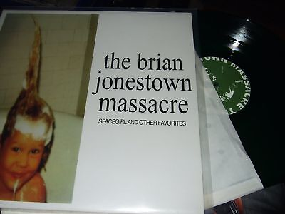 The Brian Jonestown Massacre : Spacegirl And Other Favorites Green Vinyl Lp