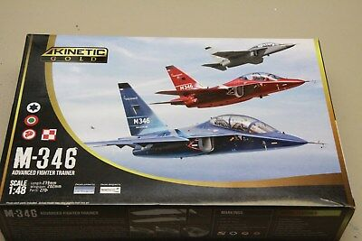 Kinetic Gold Edition - M346 Advanced Fighter trainer in 1/48