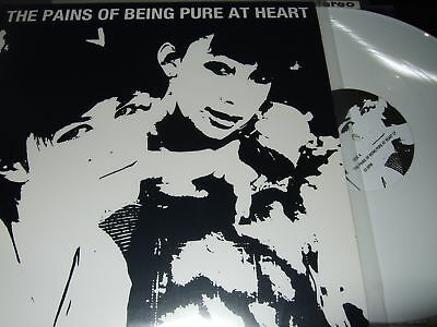 The Pains Of Being Pure At Heart : Same White Vinyl Lp Slr Usa