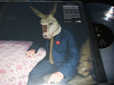 Tindersticks : The Waiting Room Limited Edition Lp+Dvd City Slang