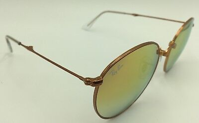 fa947ee3a9 AUTHENTIC RAY-BAN RB 3532 198 7Y Metal Folding Bronze copper copper ...
