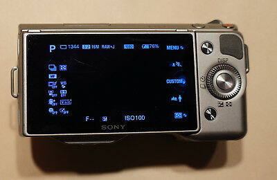 Sony Nex 5n Camera for Parts or Repair