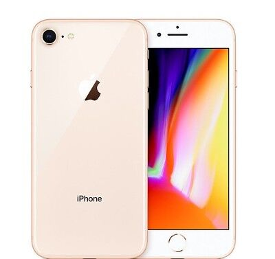 Apple Iphone 8 64Gb Gold  Ricondizionato Grado Ab