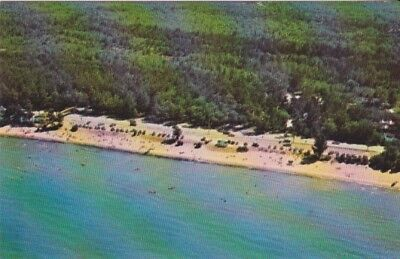 Aerial View-State Park-TRAVERSE CITY, Michigan