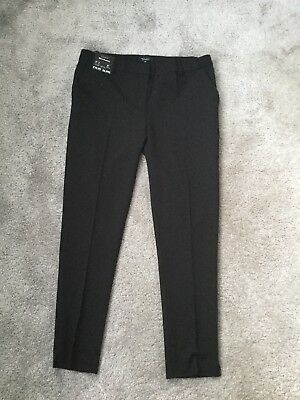 New Look Smart Black  Maternity Trousers....new With Tag...size Uk 10