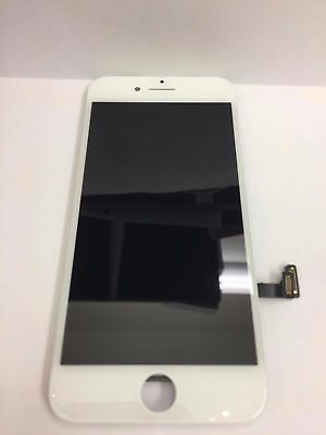 Apple iPhone 7 LCD Display Touch Screen, White 100% Genuine Original LCD Grade C