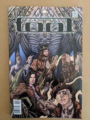 Tool Rock And Roll Biographies Comic NM Unread