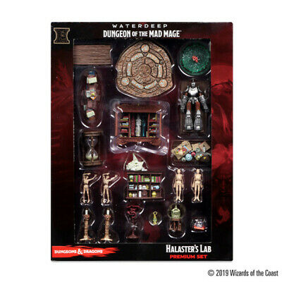 D&D Dungeon of the Mad Mage Halaster's Lab Case Incentive ~ Preorder Ships 3/4