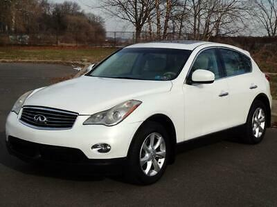 2010 Infiniti EX 35 AWD 4WD LOADED! BIRD VIEW BACKUP CAM NAVI BIRD VIEW BACKUP CAM NAVI SUNROOF LEATHER HEATED SEATS PUSH-BUTTON START EX35