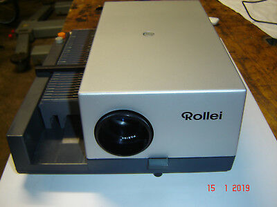 DIA Projector ROLLEI  P35 A