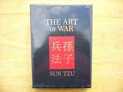 Easton Press: The Art Of War Sun Tzu. Deluxe Leather Edition & Publisher Sealed!