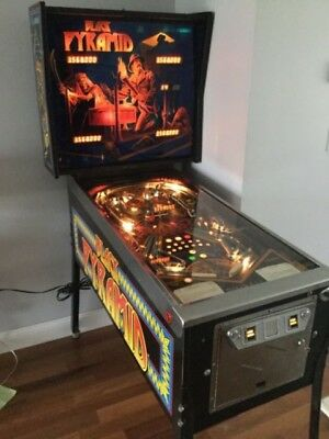 Bally Black Pyramid Pinball