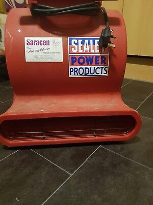 Sealey Snail Dryer Air Mover