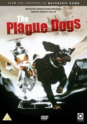 NEW The Plague Dogs [Region 2] (DVD)