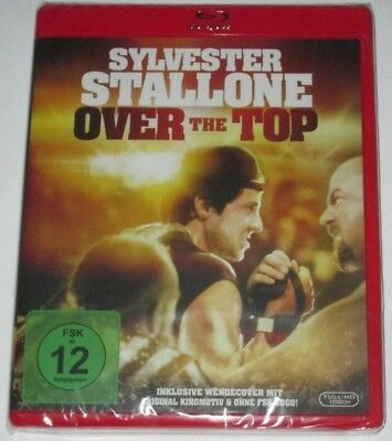 OVER THE TOP Sylvester Stallone English Friendly Import Blu-Ray NEW Arm Wrestler
