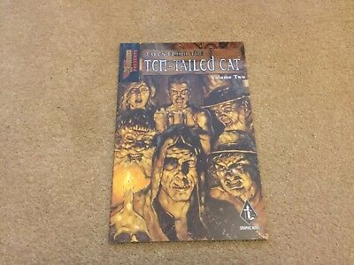 Warhammer: Tales From The Ten-Tailed Cat Gn - Pbk New Mint Condition