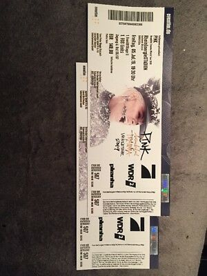 Pink Köln Tickets Front of Stage
