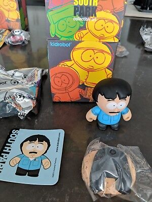 Kidrobot South Park Randy Marsh Rare