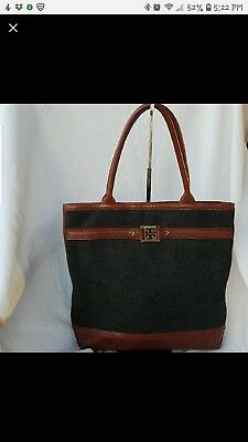 3f5fb5a2295 FAST SHIP! NWT  195 Tory Burch Oliver Jaden Tote Musk tory Navy ...