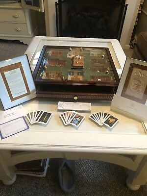 Franklin Mint Clue Game