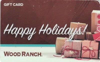 $50 Wood Ranch Gift Card.  Free Shipping.  20% off  Great for Valentine's Day!
