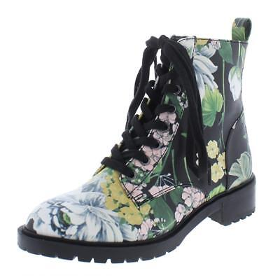 49c3990aec0 STEVE MADDEN WOMEN'S Officer Casual Ankle Combat Boots Shoes