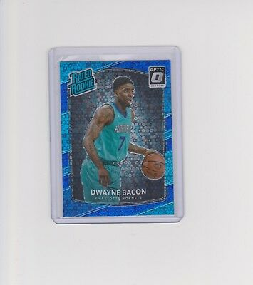 2017-18  Optic  Rated  Rookie  Dwayne  Bacon /  50  Rare
