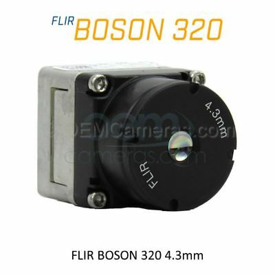Boson 320 | Compact LWIR Thermal Camera (Consumer) w/ 4.3 mm Lens